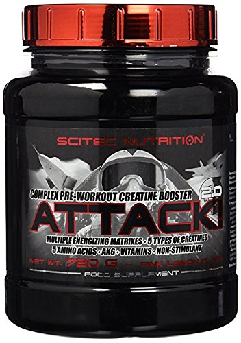 Scitec Ref.106020 Créatine Complément Alimentaire 720 g