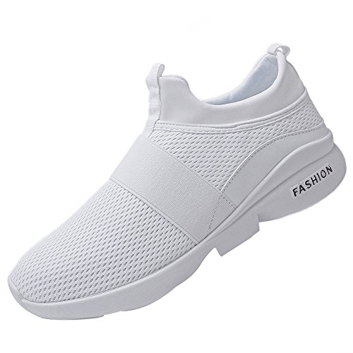 ELECTRI Hommes Femme Basket Mode Chaussures de Sports Loisirs Course Sauvage Sneakers Fitness Gym athlétique Outdoor Chaussures en Maille Respira