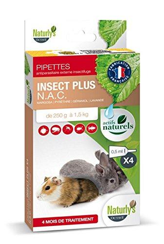 Naturlys Antiparasitaire NAC 4 pipettes