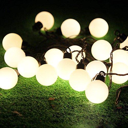 Cadena-de-luces-LED-Salcar-de-colores-de-5-metros-y-50-farolillos-Decoracin-para-navidad-fiestas-y-celebraciones-blanco-clido
