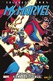 Ms. Marvel 8. Yerma adolescencia