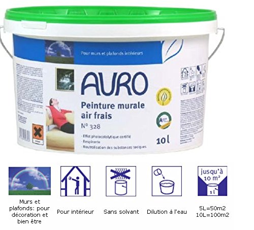 Auro Anti-Schimmel-Farbe-1,00 l