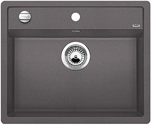 Preisvergleich Produktbild Blanco DALAGO 6, Küchenspüle, Silgranit Puradur, felsgrau, 1 Stück, 518850