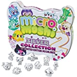 Moshi Monsters Micro Collector Tin Edition 2 (Silver)