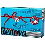 Renova Pañuelos de bolsillo Red Label Azul aroma Tarta de Arándanos - 6 paquetitos
