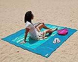 fair Telo Tappeto Coperta Mare Antisabbia L'Asciugamano da Spiaggia Che Non Si Insabbia 200x150 Cm ShopOnline (Rosa)