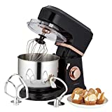 Best Stand Mixers - Cooks Professional 800W Electric Kitchen Stand Food Mixer Review