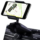 #9: Car CD slot Mobile Holder - Good Quality Easy to Install 360 degrees rotation Car Mount Holder stand for smartphones like iPhone 7, 6, 6S Plus 5S, 5C, 5, 4S, 4, Samsung Galaxy S2 S3 S4 S5 S6 S7 Edge/Plus Note 2 3 4 5 LG G2 G3 G4 G5 all smartphones up to 6
