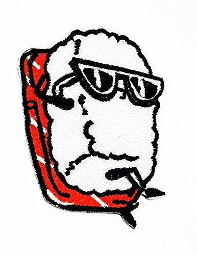 artoon Kids Kinder Cute Animal Patch für Heimwerker-Applikation Eisen auf Patch T Shirt Patch Sew Iron on gesticktes Badge Schild Kostüm (Sushi Kostüme)