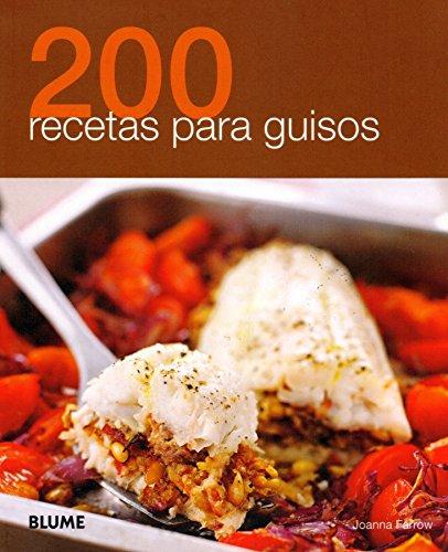 Naturart M126120 - Libro cocina 200 recetas para guisos por Aa.Vv.