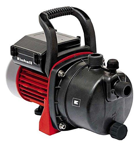 Einhell 4180280 Bomba de agua de trasvase GC GP 6538 capacidad 3800 l/h presión 3.6 bar 650 W 220 240 V color rojo y negro