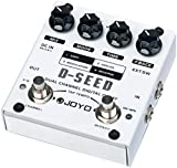 JOYO D-SEED Dual Channel Digital Delay Guitar Effect Pedal