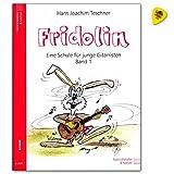 Fridolin Band 1 - Gitarrenschule für Kinder mit Dunlop Plek - Heinrichshofen Verlag N2020 9783938202029