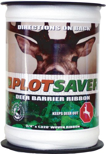 Messina Wildlife rbw-1323/4-Zoll von 1320-foot Deer Repellent weiß Band