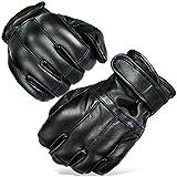 Black Snake Herren Quarzsandhandschuhe Quarzsand Handschuhe S-XXL Defender in schwarz Security Schwarz S