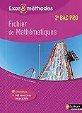 Fichier de Mathématiques 2e Bac Pro