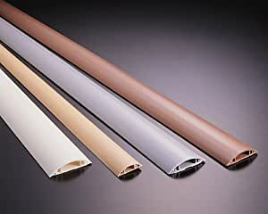 1m fussboden kabelkanal selbstklebend 70mm breit farbe grau baumarkt. Black Bedroom Furniture Sets. Home Design Ideas