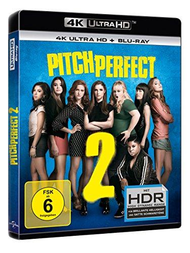 Pitch Perfect 2  – Ultra HD Blu-ray [4k + Blu-ray Disc] - 2