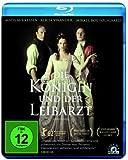 Die Königin und der Leibarzt [Blu-ray]