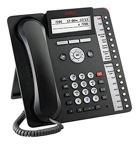 Avaya IP Phone 1616-IP Deskphone **New Retail**, 700504843 (**New Retail**) Avaya Voip-system