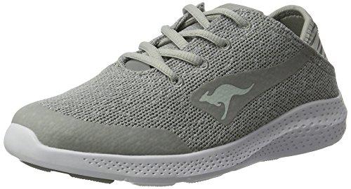 KangaROOS Damen K-v I Sneaker Grau (Semi Grey/Lt Grey)