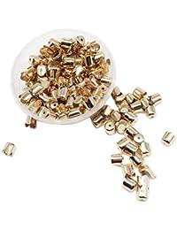 5 St/ück Halskette Verl/ängerung Kette Extender Set f/ür Halskette Armband DIY Schmuckherstellung