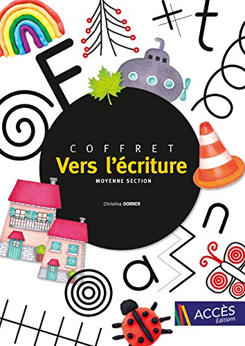 Coffret vers l'criture - moyenne section
