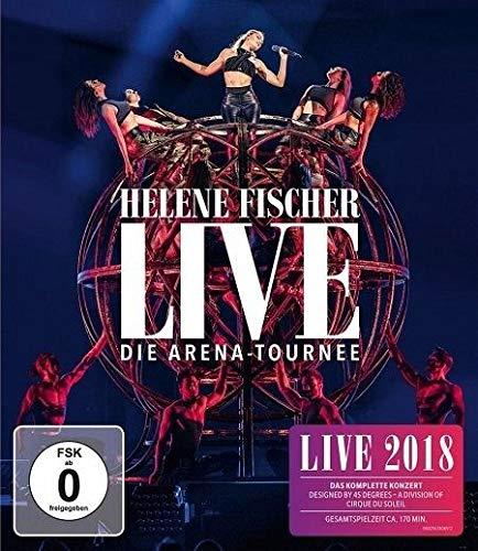 Helene Fischer Live - Die Arena Tournee [Blu-ray] Arena Handy