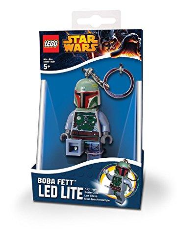 IQ Ut29012 - Lego Star Wars - Boba Fett Minitaschenlampe