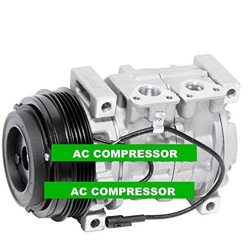 Gowe AC Kompressor für 2001-2005Für Auto SUZUKI GRAND VITARA V6Marke New A/C AC Kompressor mit Kupplung CO 29012C 973399833947103934711393 - Mit Ac Kompressor Kupplung