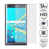 Guran 3D Full Coverage Farbe Bildschirmschutz Glasfolie für BlackBerry Priv Smartphone Screen Display Hartglas Schutzfolie Film