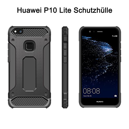 Coolden ARMOR-DE-P10 LITE-BLACK