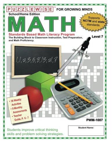 PuzzleWise: Math Level 7