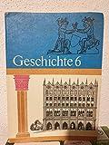 Geschichte Klasse 6 DDR Verlag Volk und Wissen 1988