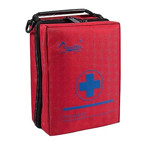 Kit De Premiers Soins KepooMan, Professionnel pour les Voyages, le