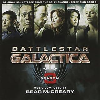 Battlestar Galactica: Season Three [Original Television Soundtrack] by Bear McCreary (B000UZ4C4A) | Amazon price tracker / tracking, Amazon price history charts, Amazon price watches, Amazon price drop alerts
