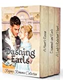 Dashing Earls: Regency Romance Collection