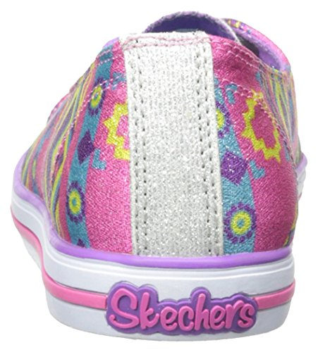 Skechers - Chit chat rose lumieres - Chaussures mode ville Rose