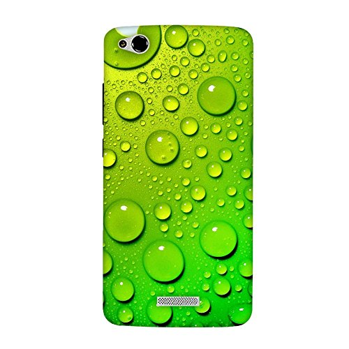 FASHEEN Premium Designer Soft Case Back Cover for Gionee V6L  available at amazon for Rs.299