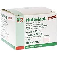 HAFTELAST Fixierb.kohäs.latexfrei 6 cmx20 m creme 1 St Binden preisvergleich bei billige-tabletten.eu