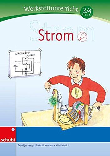 Preisvergleich Produktbild Strom - Werkstatt 3. und 4. Schuljahr (Werkstätten 3./4. Schuljahr)
