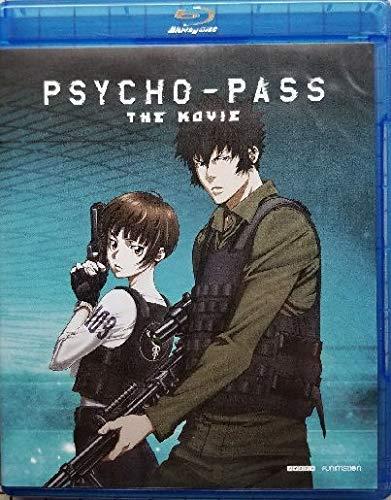 PSYCHO-PASS: THE MOVIE - PSYCHO-PASS: THE MOVIE (2 Blu-ray)