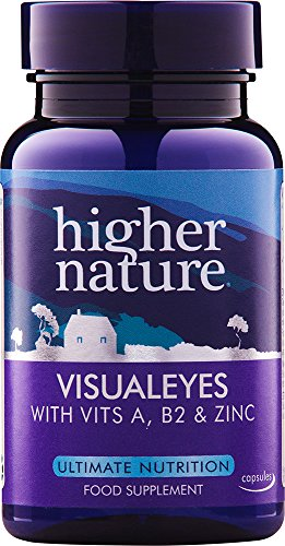 Higher Nature, Optique pour les yeux, 90 Gélules