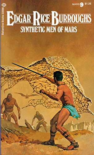 Cover of Synthetic Men Of Mars (Barsoom 9)