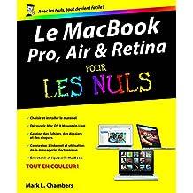 MacBook (Pro, Air et Retina) Pour les Nuls