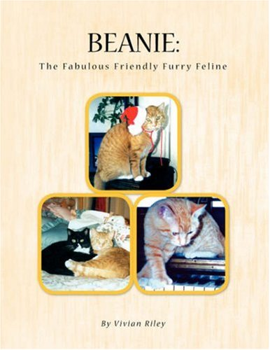 Beanie: The Cat (Text Beanie)
