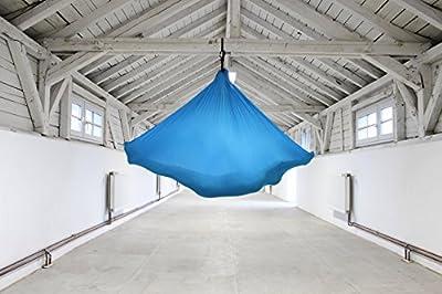 Aerial Yoga Tuch, 2,80 x 3,80 Meter, inkl. Zubehör