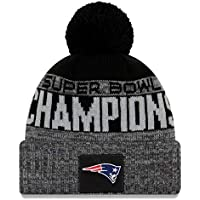 New Era NFL NEW ENGLAND PATRIOTS Super Bowl 2019 Parade Championship Bobble  Knit 3307b95e1