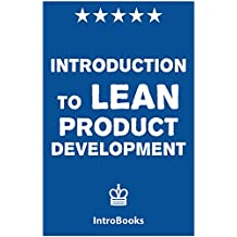 Introduction to Lean Product Development (English Edition)