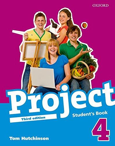 Project. Student's book. Per la Scuola media: Project 4: Student's Book 3rd...
